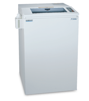 Shredders - Formax FD 8650HS AutoOiler Office High Security Level 6 Cross-Cut Shredder
