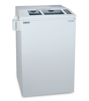 Shredders - Formax FD 8730HS Office High Security Level 6 Paper & Optical Media Cross-Cut Shredder