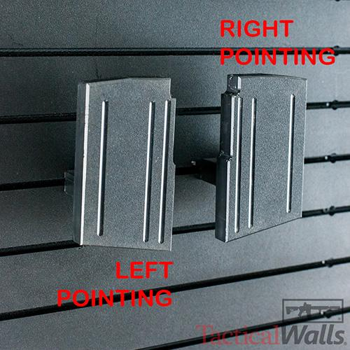 Tactical Walls - Tactical Walls Modwall AR10 Hangers - Left Or Right Facing