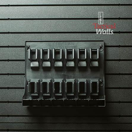 Tactical Walls - Tactical Walls Modwall Mag Rack - AR15, AK/AR10 Or Pistol