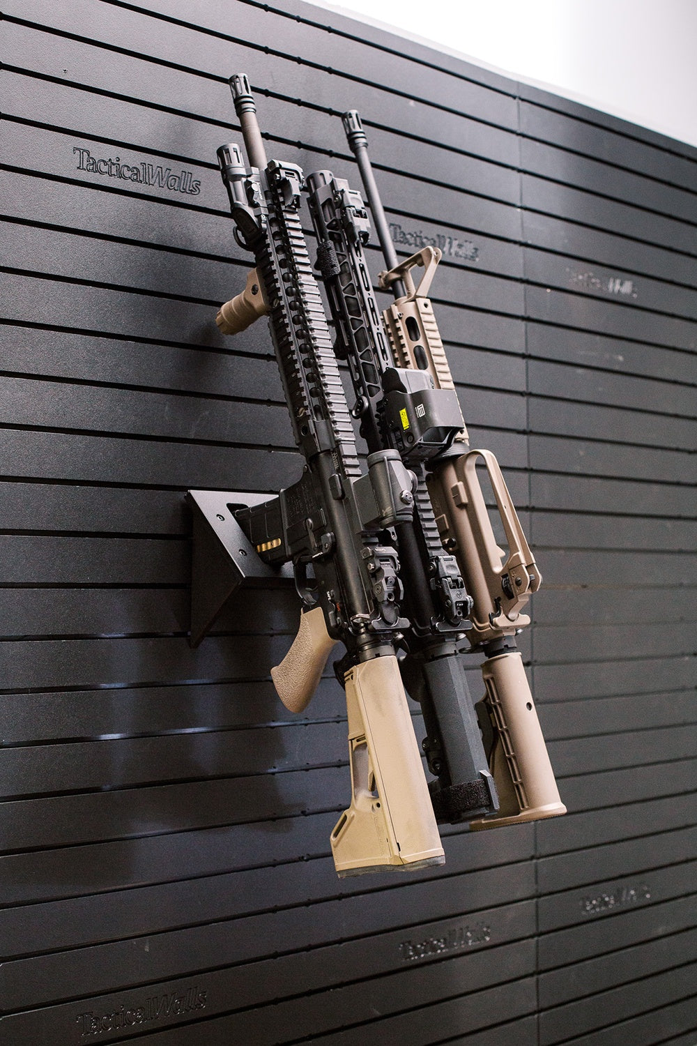 Tactical Walls MWMRH ModWall Multi-Rifle Hangers