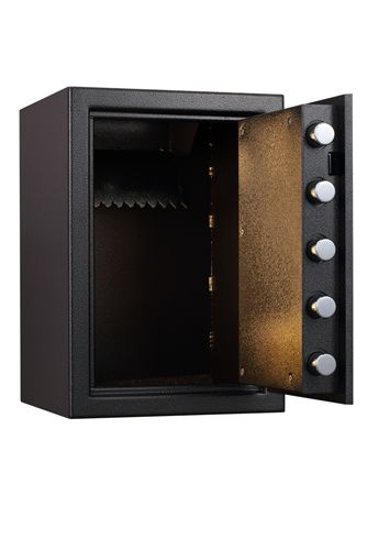 Protex F 2014ls Ii Electronic Rear Drop Depository Safe