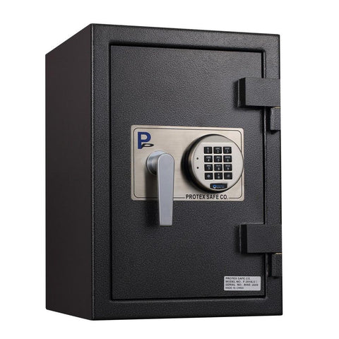 Through The Wall Depository Safe - Protex FD-2014LS II Through The Wall Drop Safe