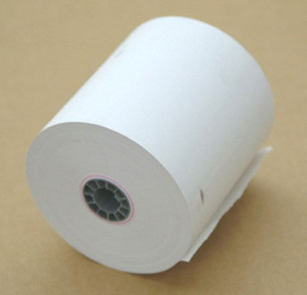 Tidel 644-0088-004E Series 4 Thermal Printer Paper - 8 Rolls