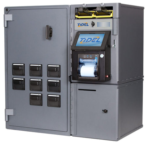 Tidel Series 4e BCD Bulk Coin Dispenser