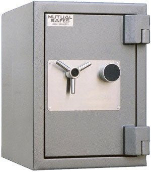 Mutual AS-2 TL-15 Composite High Security Burglar & Fire Safe