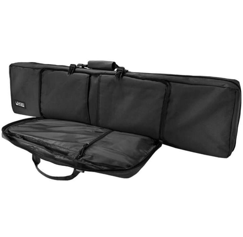 "Transportable Gun Bags And Cases - SafeandVaultStore 45.5"" Tactical Rifle Bag (Black)"