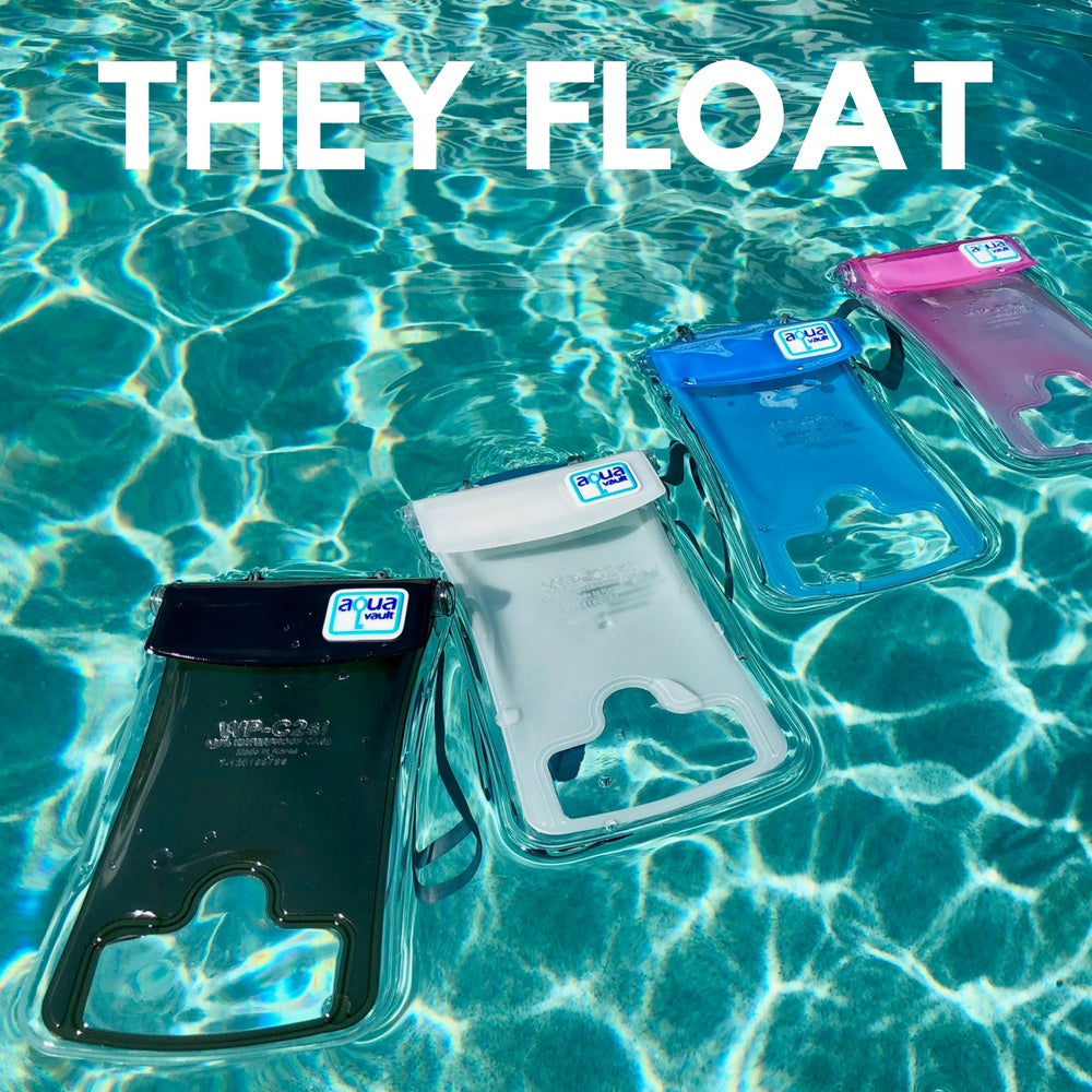 AquaVault Waterproof Floating Phone Case