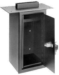 Under Counter Safes - Perma-Vault PRO-1206 Under Counter Drop Box With Security Cam Lock