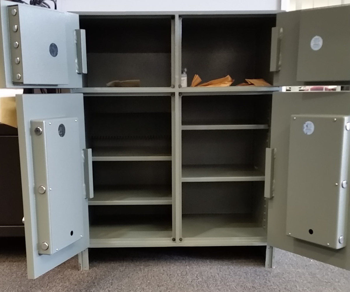 Used Safes And Outlet Store - AMSEC 051517-00 CUSTOM C-Rated Grocery Store Safe