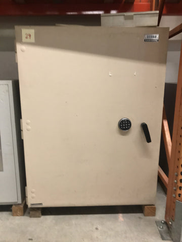 Used Safes And Outlet Store - Diebold #29 Cashgard TL-30 Steel Plate Safe