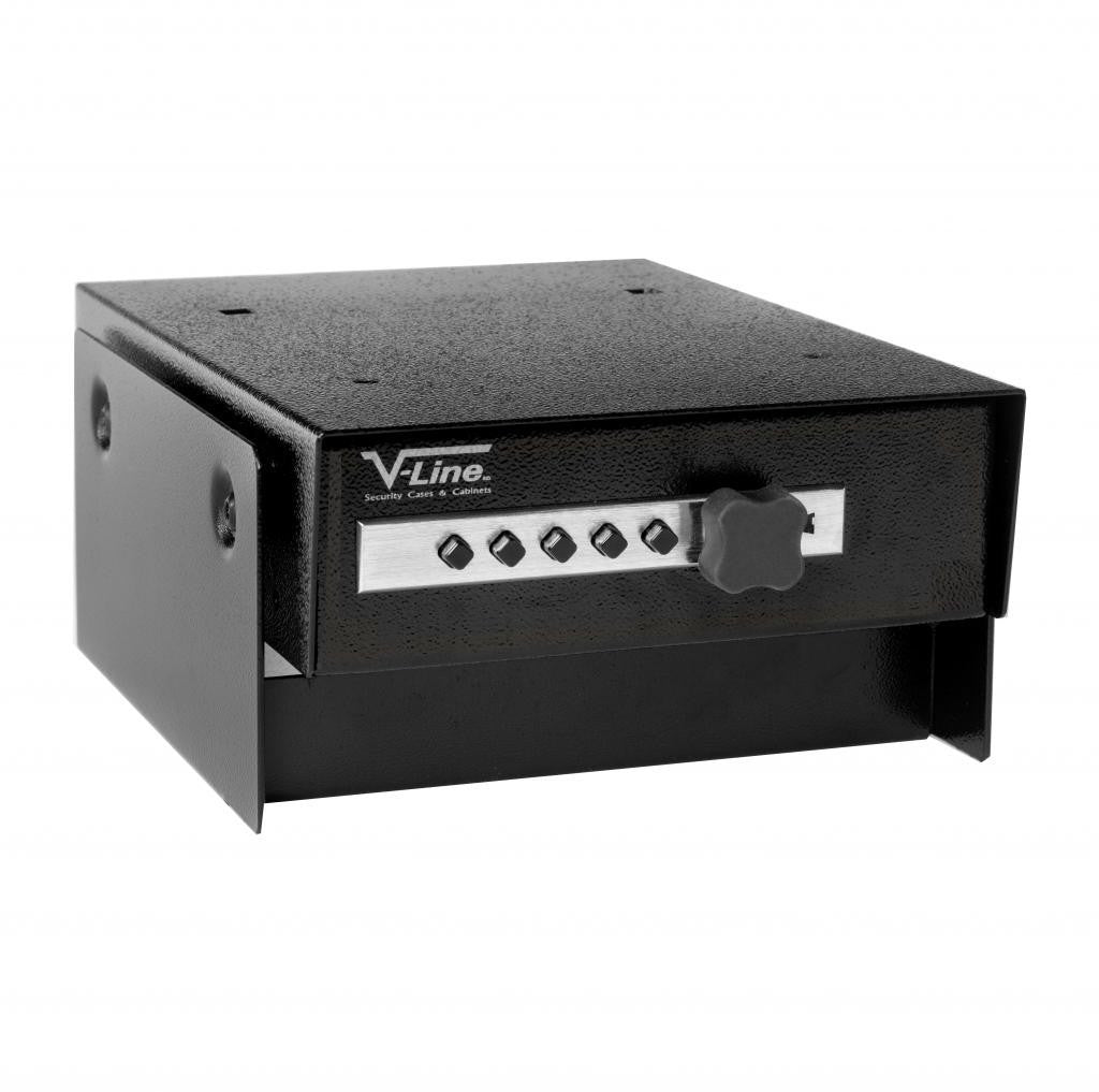 V-Line 2597-S Desk Mate Pistol Safe