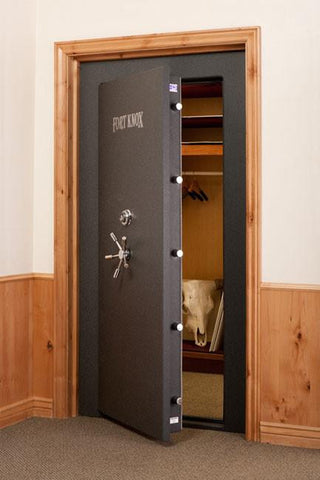 Vault Doors For Panic Rooms u0026 Walk-In Safes - Fort Knox Executive 8248 Vault & Fort Knox Executive 8248 Vault Door- Outward Swing u2013 Safe and Vault ...