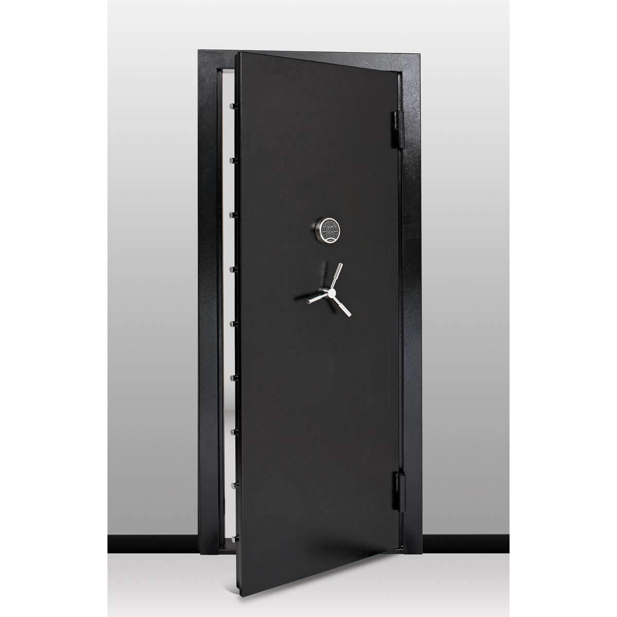 "Vault Doors For Panic Rooms & Walk-In Safes - SnapSafe 75419 Vault Door (80"" H X 32"" W) - Outswing"