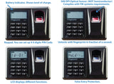 Viking VS-25DBL Small Depository Biometric Fingerprint Safe