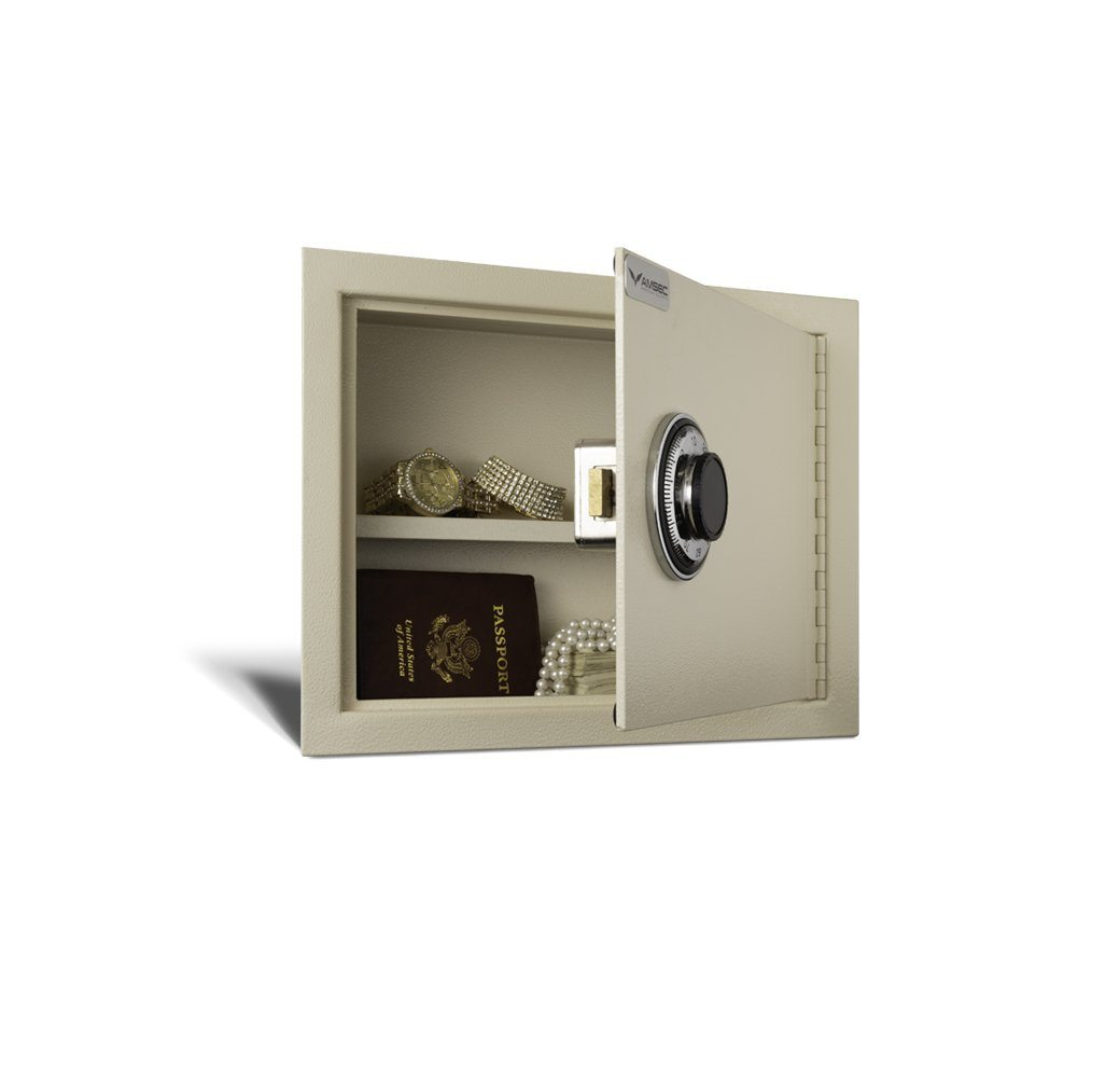 Wall Safes - AMSEC WS1014 Wall Safe