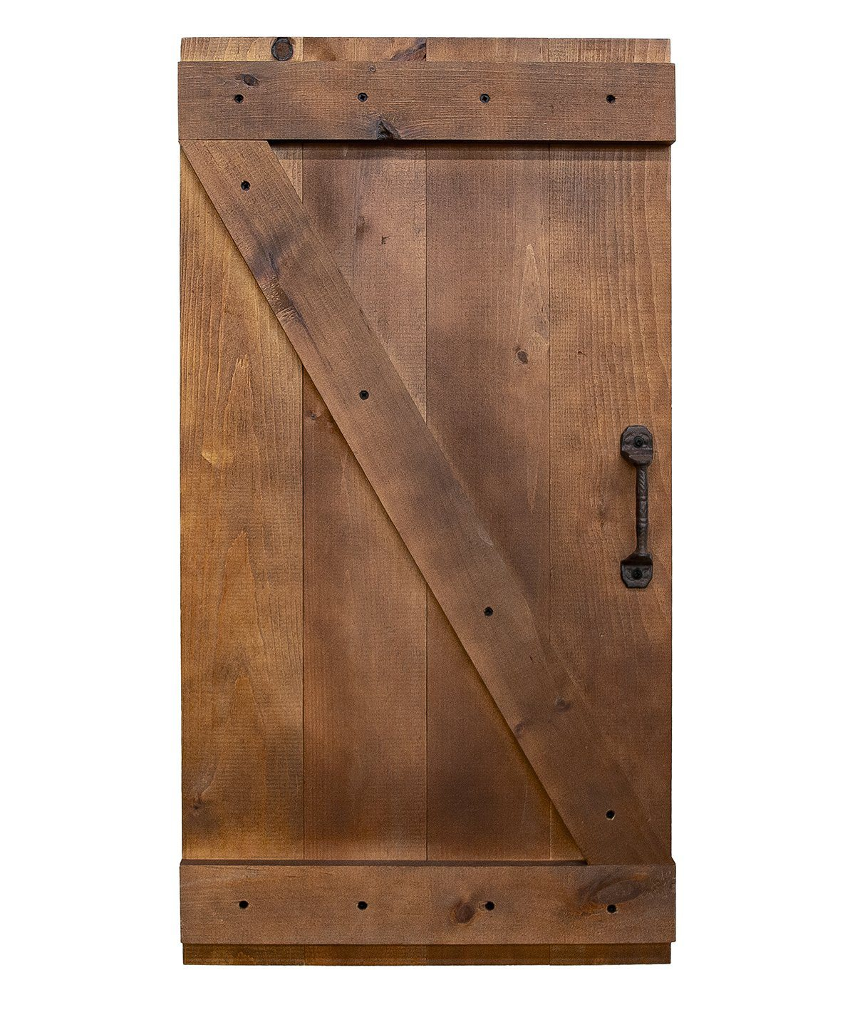 Tactical Walls Mini Barn Door Concealment