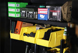 Weapon Cabinets - SecureIt ANS-59-12TD-PLUS-YLW Answer Series Model 12 Plus Heavy Duty Ultralight Gun Safe