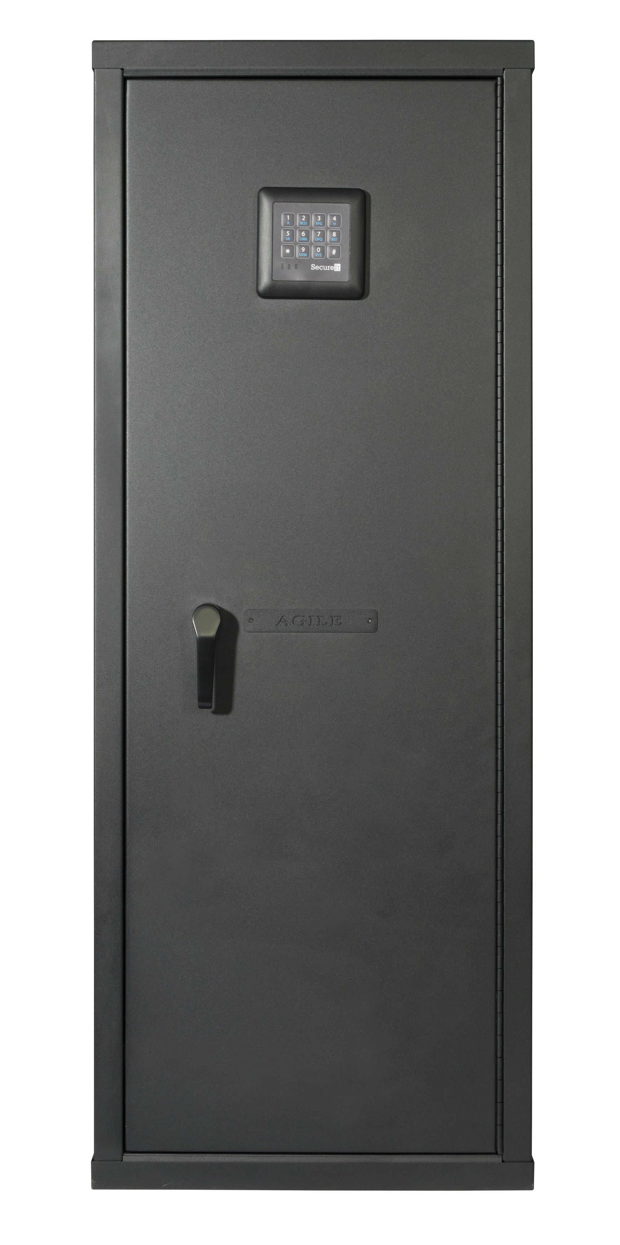 Weapon Cabinets - SecureIt FB-52KD-06 Agile Model 52 Ultralight Gun Safe