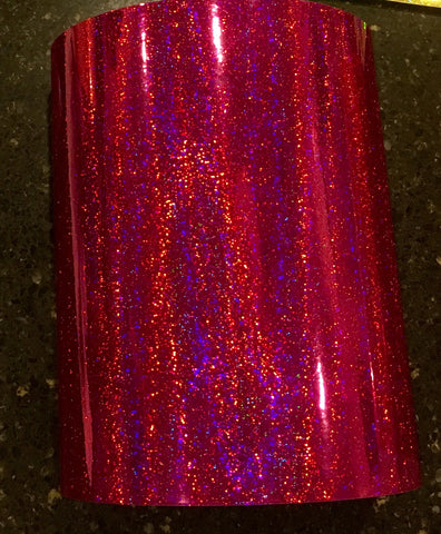 Raspberry Sequin (mini)