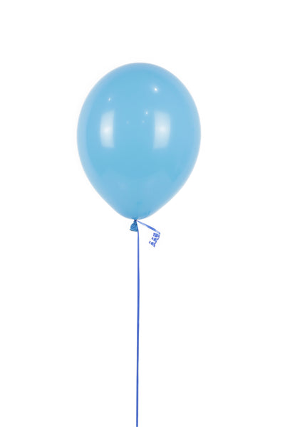"12"" Sappahire Blue Latex Balloon"
