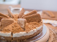 Biscotti Cheesecake (Whole)