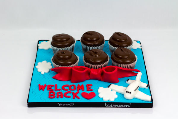 Welcome Back Cupcakes