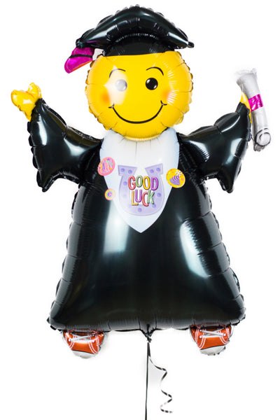 Graduation Super shaped Foil Balloon