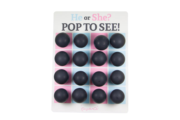 Gender Reveal Pop-Up Board