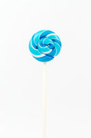Mini Lollipop Blue-مصاصة مينى زرقاء