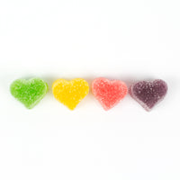 Heart Shaped Mixed  Bubblets