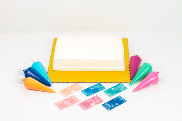 Eid Cake Decorating Kit