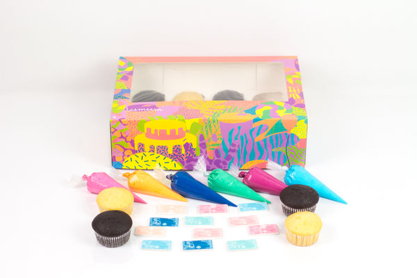 Eid Cupcake Decorating Kit
