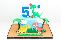 Jungle Kids Cake