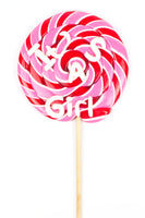 Big Lollipop It's a Girl