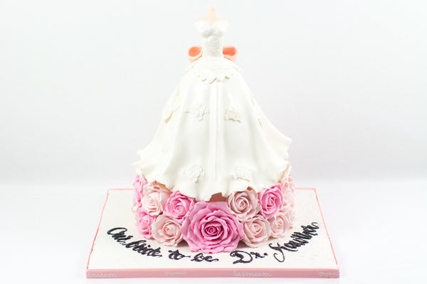 Bridal Gown Cake II
