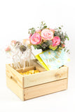 Wooden Gift Box-Thanks