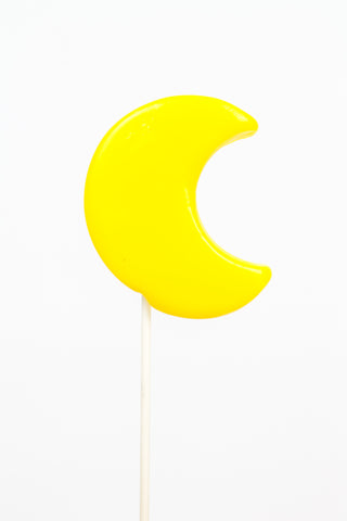 Crescent Moon Lollipop