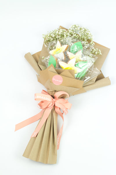 Tasmeem Cookies Bouquet