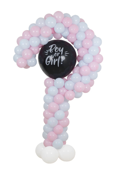 Gender Reveal Stand Balloons