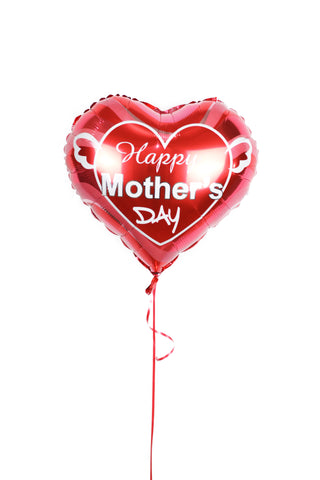 Heart Shaped Mother's Day Balloon