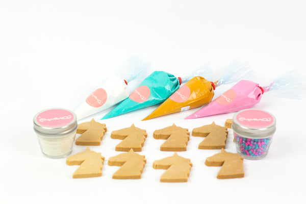 Unicorn Cookies Decorating Kit