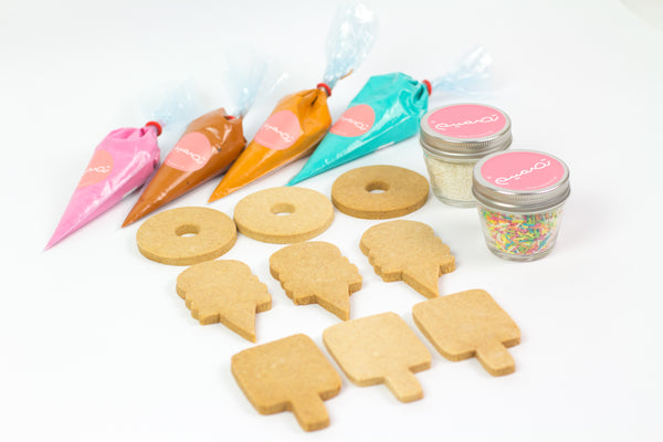 Cookies Decorating Kit
