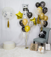 Graduation  Balloons Theme