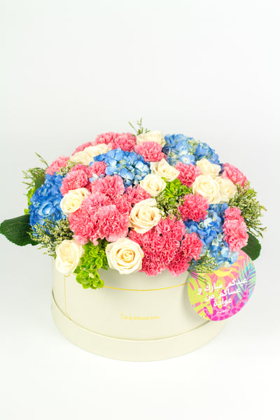 Box of Mixed Fresh Flowers