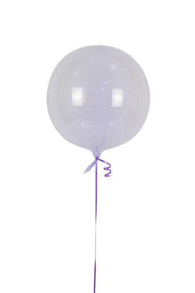 Purple Seamless Foil Balloon