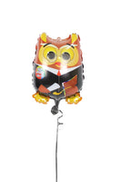 Graduation Owl Foil Balloon