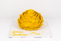 Flower Shaped Cake