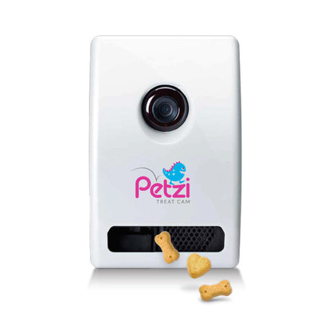 WiFi Pet Camera and Treat Dispenser