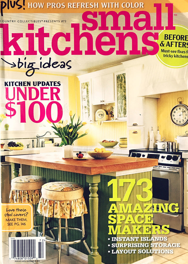 Small Kitchens Magazine